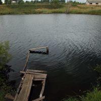 Карасиное / Karasinoe lake, Пильна