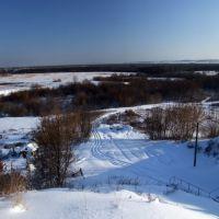 Зима / Winter, Пильна