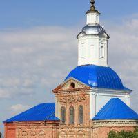 Казанская церковь, 1793 год, Починки