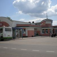 Автовокзал, Сергач