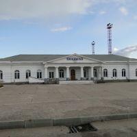Здание вокзала, Сергач