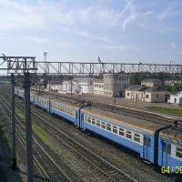 Вокзал в Сергаче, Сергач