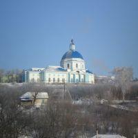 Владимирский собор. Сергач, Сергач