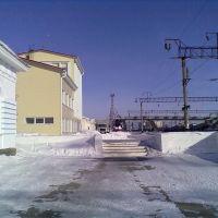 Сергачский вокзал, Сергач