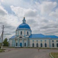 Собор Владимирской иконы Божией Матери, Сергач