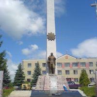 Памятник, Сергач