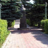 Памятник И.М. Сеченова (I.M.Sechenov memorial), Сеченово