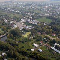 Над центром Сеченово (At the middle of Sechenovo), Сеченово