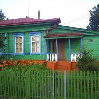 Дом Сеченова, Сеченово