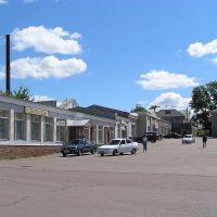 Торговая площадь (Mercantile square), Сеченово