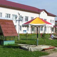 Во дворе детского сада (Backyard of childrengarden), Сеченово