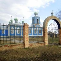 Церковь Владимирской Божией Матери (Church of Vladimirskoy Bogomateri), Сеченово