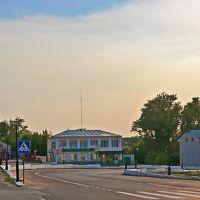 Центральная площадь в Сеченово, Сеченово