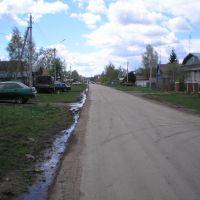 В центр, Сеченово