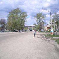 Центр, Сеченово
