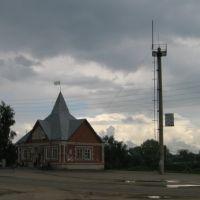 автовокзал, Сосновское