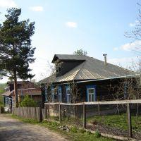 дом моей бабушки, Спасское