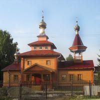 Крестовоздвиженская церковь села Тонкина., Тонкино