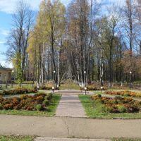 Парковая аллея, Тоншаево