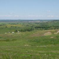 Вид на Кадомку, Уразовка