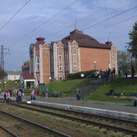 Урень, вокзал., Урень