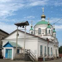 Трехсвятительская церковь города Урень, Урень
