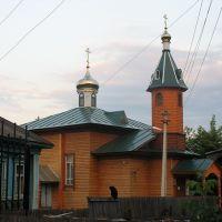 Старобрядческая церковь во имя Всемилостивого Спаса, города Урень., Урень