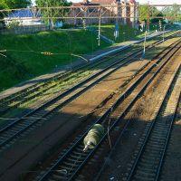Железная дорога, Урень