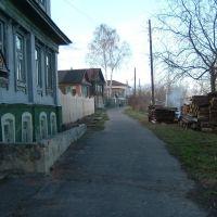 ул. Халтурина, Чкаловск