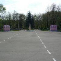 Пл.Комсомольская, Чкаловск