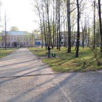 площадь, Чкаловск