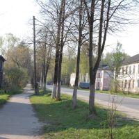 улицы, Чкаловск