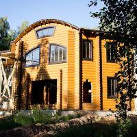 Недостроенный дом (2012.07.02), Чкаловск