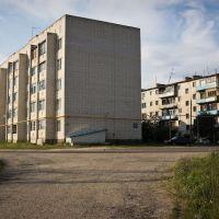 Дома в Чкаловске (2012.07.10), Чкаловск