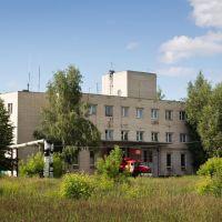 Пожарка г. Чкаловск (2012.07.01), Чкаловск