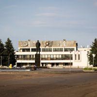 ДК в Чкаловске (2012.07.10), Чкаловск