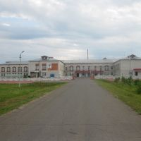 Районная больница, Шаранга, Шаранга