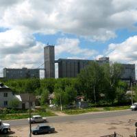 Крупяной завод, Шатки