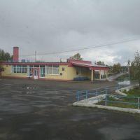 станция Шатки (вид из поезда), Шатки