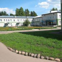 Шатковская центральная районная больница, Шатки