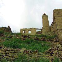 Old minaret, Акуша