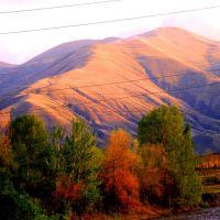 Ахтынские горы, Ахты