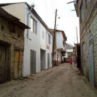Akhty street, Ахты