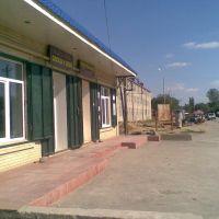БАБАЮРТ , перекресток ул Советской и Школьной, Бабаюрт