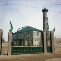 Буйнакск. Мечеть Шейха Абдулжалила Афанди, Буйнакск