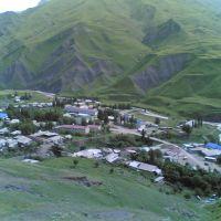 Вид на центр села, Вачи