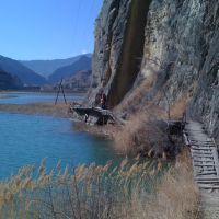 Гергебильская плотина, Гергебиль