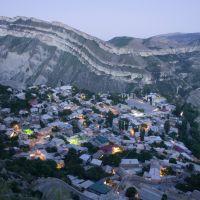Daghestan - Gunib, Гуниб