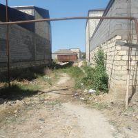 сохранён под КАНАЛИЗАЦИЮ и ЛИВНЁВКУ зарезервированное место под коммунальный выезд, Дагестанские Огни