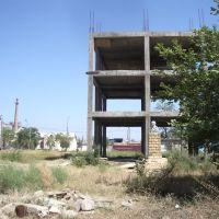 новая застройка в сквере, Дагестанские Огни